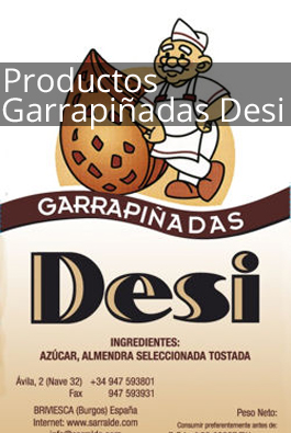 productos desi demo texto